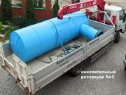 ЕМКОСТИ различного назначения из полипропилена (пластик)  в Липецке