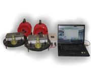 Прогибомер компьютерный для мостовых пролетов и балок