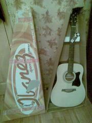 Продаётся  гитара акустическая(не электро) IBANEZ - V72E-NT